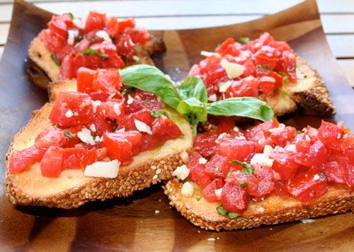 Tomato Bruschetta | Recipe Rebuild