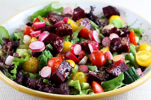 Farmer's Market Salad   Recipe Rebuild