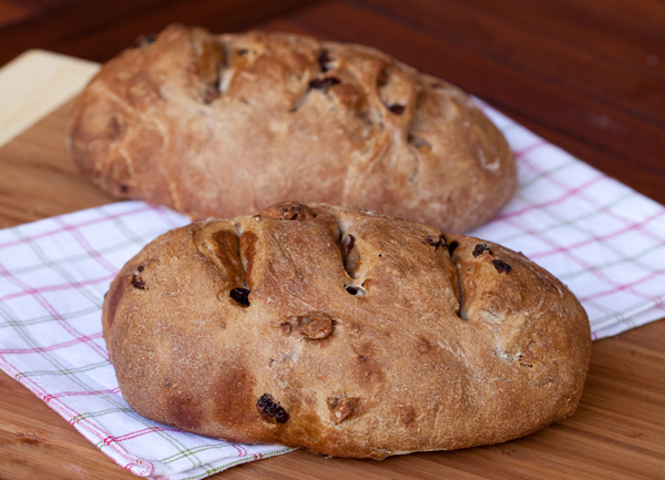 Holiday Cranberry Walnut Bread | Recipe Rebuild