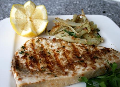 Sicilian Style Swordfish | Recipe Rebuild