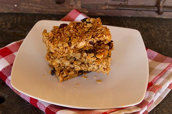 Homemade Granola Bars | Recipe Rebuild