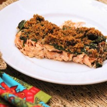 Salmon-Florentine