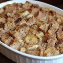 Banana Bread Pudding 2