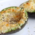 Broiled Avocado