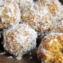 Coconut Orange Balls