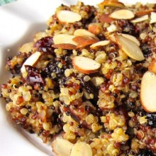 Quinoa Pilaf 2