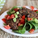 SW Black Bean Burger