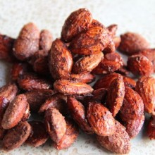 Pumpkin Spice Almonds 1