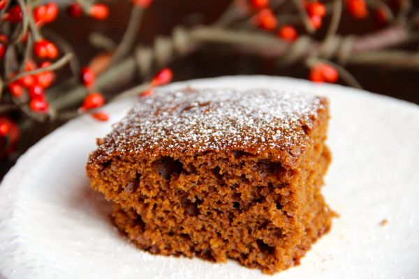 Gingerbread Snacking Cake | Recipe Rebuild