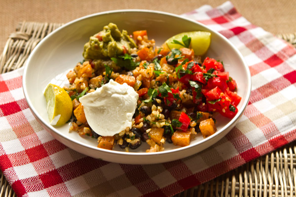 Mexican Rice Bowl | Recipe Rebuild